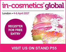 Link to In-Cosmetics Global Website