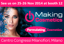 Link to Making Cosmetics 2014 website